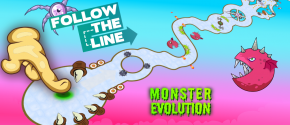 Follow the Line Monster Run